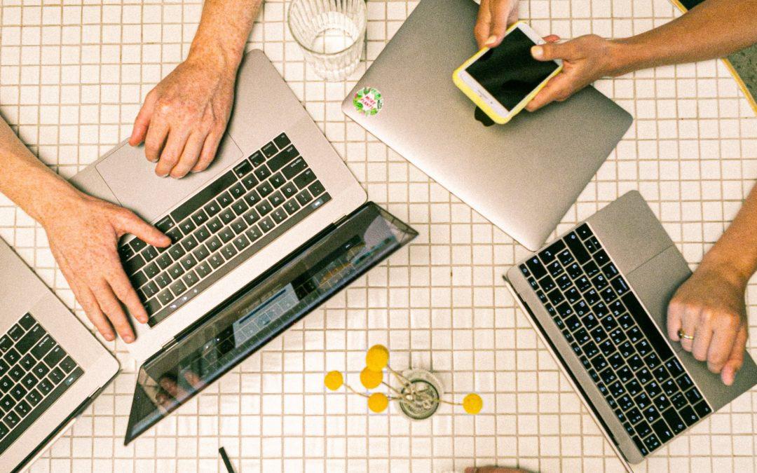 Partager des données entre collègues, les bonnes pratiques